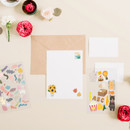 Usage example - Oh-ssumthing O-ssum sticker for decoration ver2