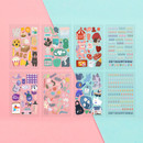 Oh-ssumthing O-ssum sticker for decoration ver2