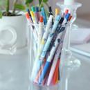 O-ssum slim knock retractable ballpoint gel pen