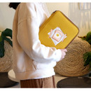 Tailorbird fabric 11 inches tablet PC iPad zip sleeve pouch