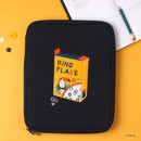 Cereal - Tailorbird fabric 11 inches tablet PC iPad zip sleeve pouch