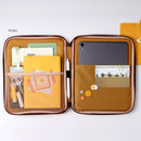 Picnic - Tailorbird fabric 11 inches tablet PC iPad zip sleeve pouch
