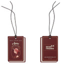 Comes with a bookmark - Bookfriends Anne with Red Hair cotton handkerchief hankie
