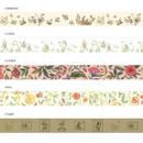 Option - O-CHECK Vintage decorative craft 15mm X 10m masking tape
