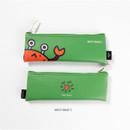 Kkot kkae c - DESIGN IVY Ggo deung o friends zipper pencil case ver2