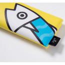 PU pencil case - DESIGN IVY Ggo deung o friends zipper pencil case ver2