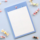 Candy Machine - ICONIC Sweet B5 size grid notes memo notepad