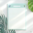 Table - ICONIC Haru B5 size grid notes memo notepad