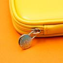 Zip closure - Ardium Colorpoint flat zip pencil case pouch