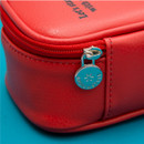 Zip closure - Ardium Color point block zip pencil case pouch