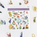OZ 2 - OZ Peter pan Heidi self-cut clear sticker