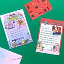 Usage example - Ardium Color point mini letter envelope set