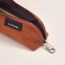 Zipper closure - Byfulldesign Tiny but Big triangle zipper pencil case