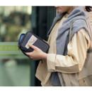 Charcoal gray - Byfulldesign Travelus handy pocket travel organizer bag ver5