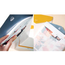 Store up to 45 sheets - 2young Elite A4 file folder pouch set