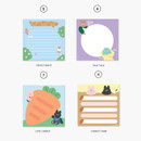 Option - Second Mansion Juicy cute memo notes notepad 100 sheets