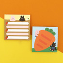 Second Mansion Juicy cute memo notes notepad 100 sheets