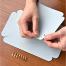 DIY set - Play Obje 2way synthetic leather DIY tray set