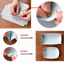 How to use tray - Play Obje 2way synthetic leather DIY tray set