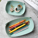 Mint - Play Obje 2way synthetic leather DIY tray set