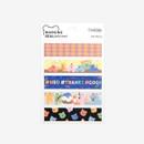 Package - Dailylike Jelly bear party masking seal sticker set