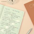 07 Vocabulary - PAPERIAN Make a memo A6 notebook