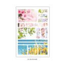 02 Blossom - PLEPLE Mood deco photo paper sticker set