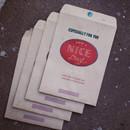 Have a nice day vintage paper gift envelope bag set