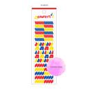 04 Music -Wanna This Confetti aurora pearl mini deco sticker 01