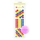 05 Twinkle -Wanna This Confetti aurora pearl mini deco sticker 01