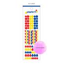 06 Flower -Wanna This Confetti aurora pearl mini deco sticker 01
