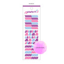 04 Music - Wanna This Confetti aurora pearl mini deco sticker 02