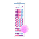 06 Flower - Wanna This Confetti aurora pearl mini deco sticker 02