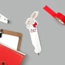 Alice in wonderland - Bookfriends World literature 0.8mm slim bookmark pen