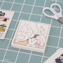 Photo - DESIGN GOMGOM My You illustration memo notepads