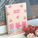 Suit - Reeli 6 months dateless monthly planner notebook