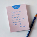 Blank - Today's things to do small memo checklist planner notepad