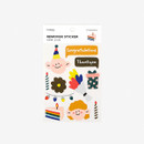 Package of Dailylike Congratulations removable paper deco sticker