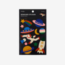 Package  - Dailylike Universe removable paper deco sticker