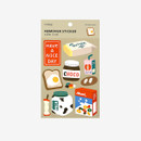 Package of Dailylike Good morning removable paper deco sticker