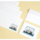 Drive - DESIGN GOMGOM My You small letter and envelope set