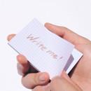 Usage example - After The Rain Like medium sticky memo it pad