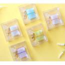 Package - Jam Studio Moa Moa slip in pocket mini album keyring