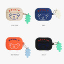 Colors of Brunch brother Airpods pro silicone case