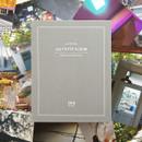 Usage example - Indigo My record 4X6 slip in the pocket photo album