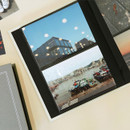 Usage example - Indigo My record 3X5 slip in the pocket photo album
