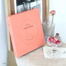 Coral - Indigo My record slip in pocket ticket book album