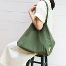 VERDE OLIVAL - ROMANE MonagustA nylon shoulder bag