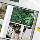 ICONIC Pieces of moment 4X6 slip in the pocket photo album