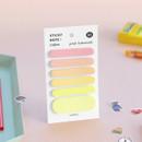 03 Pink Lemonade - ICONIC Index sticky memo point bookmark set